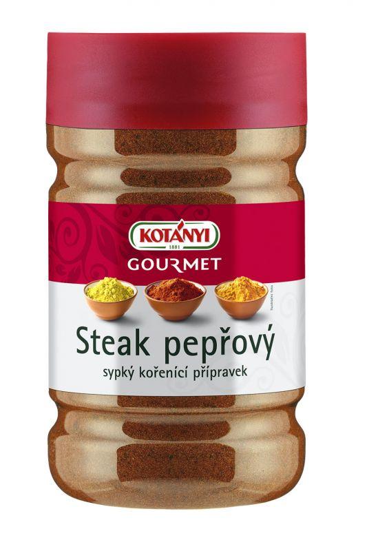 Steak pepřový Kotányi