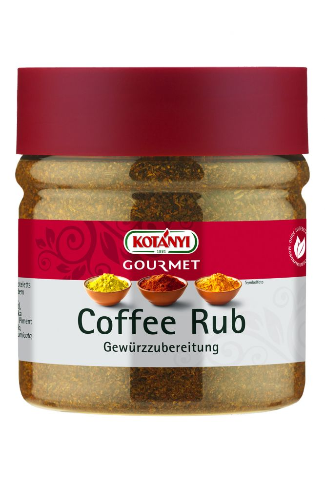Coffee Rub Kotányi