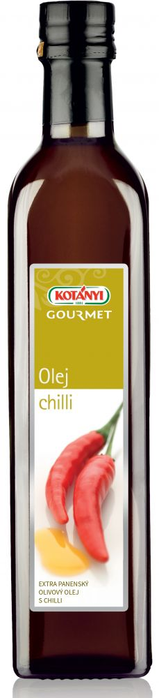 Olej chilli Kotányi