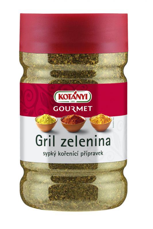 Gril zelenina Kotányi