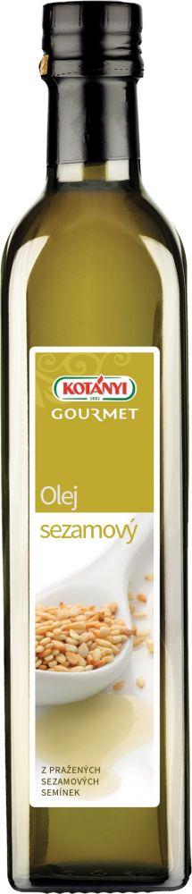 Olej sesamový Kotányi