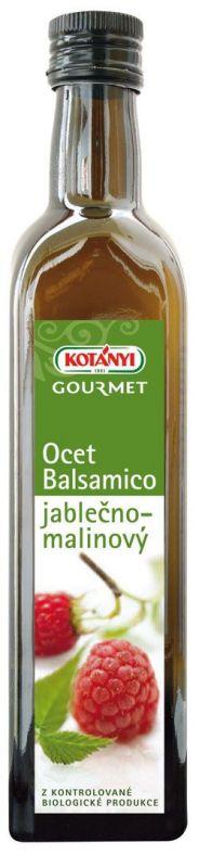 Ocet balsamico jablečno-malinový Kotányi